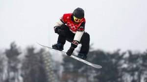 Kanadier Toutant wird Olympiasieger im Big-Air-Wettbewerb
