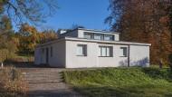 """Das """"Haus am Horn"""" provozierte die Betrachter 1923 nicht nur, es beeindruckte auch durch seine innovative Bauweise."""