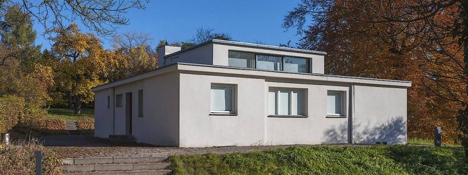 Was Ist Ein Bauhaus ein haus aus 1923 erstrahlt in neuem glanz
