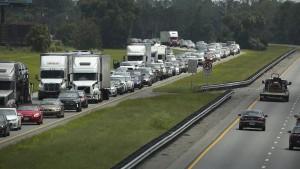 In Florida wird das Benzin knapp