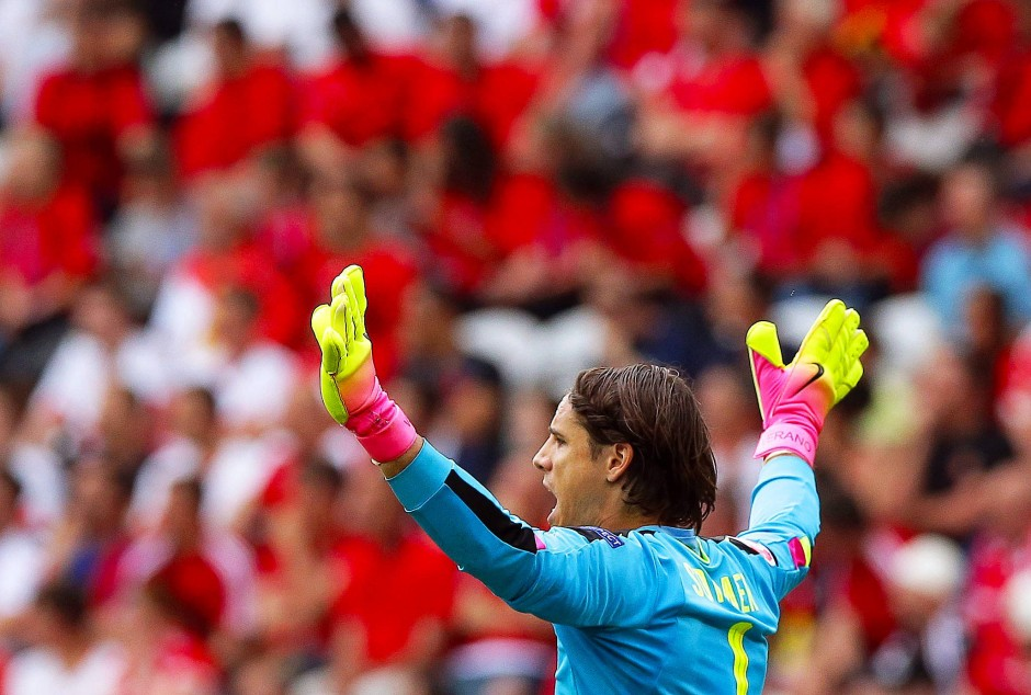Em Albanien Gegen Schweiz