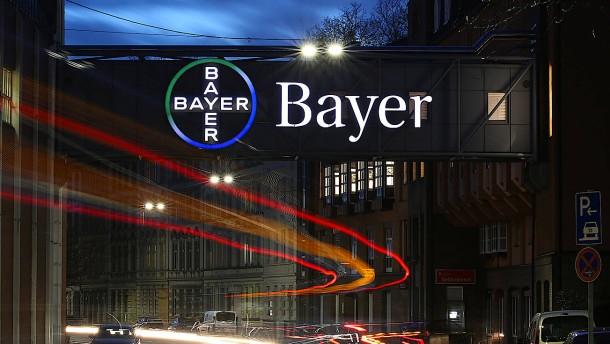 Bayer zieht Antrag zum Glyphosat-Vergleich zurück
