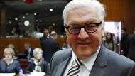 Steinmeier erwägt Gespräche mit Syrien