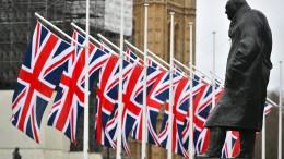 Briten greifen durch