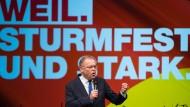 Sollte eine große Koalition unter der Führung der SPD entstehen, könnte Ministerpräsident Stephan Weil im Amt bleiben.