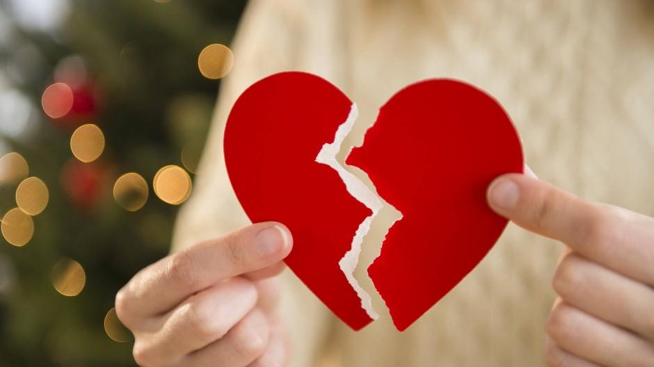 Gebrochenes Herz: Liebeskummer kennt jeder