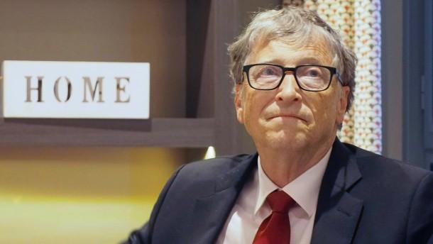 Bill Gates zieht sich aus Microsoft-Verwaltungsrat zurück