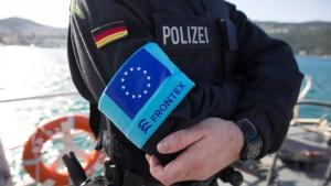 EU will Frontex auf bis zu 10.000 Grenzschützer ausbauen