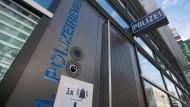 Von hier kam die erste Datenabfrage: Erstes Polizeirevier an der Frankfurter Zeil