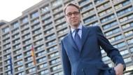 Bundesbankpräsident Jens Weidmann schließt eine erweiterte Gemeinschaftshaftung nicht grundsätzlich aus.