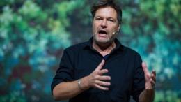"""Habeck wirbt für """"Green-New-Deal"""""""