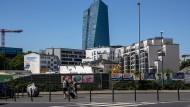 Am Sonntag soll im Frankfurter Stadtteil Osten eine Bombe entschärft werden.