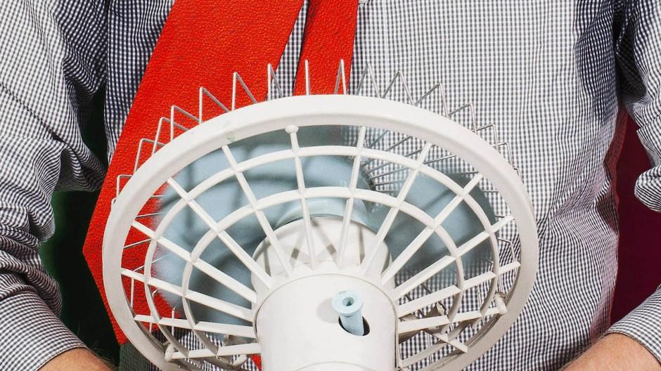 Höchste Zeit, neue Ideen zu ventilieren, damit die Hitze draußen bleibt.