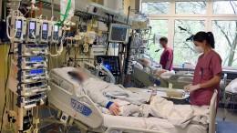 Sieben-Tage-Inzidenz erstmals seit acht Wochen unter 100