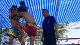 Zu jung, um so zu boxen