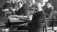Reichsaußenminister der Weimarer Republik im Jahr 1919: Gustav Stresemann
