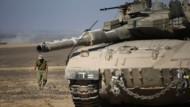 Israel ist zu einseitiger Waffenruhe bereit
