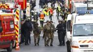 Polizeieinsatz gegen Terror-Drahtzieher