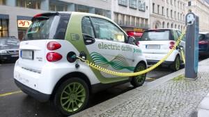 Bis zu 4000 Euro Kaufprämie für E-Autos