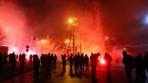 Umwelthilfe will Feuerwerke nur außerhalb der Städte