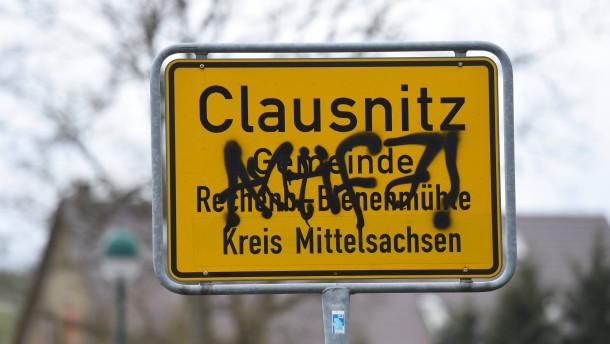"""Leiter des Flüchtlingsheims in Clausnitz """"zu seinem Schutz"""" abgesetzt"""