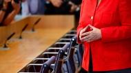Fragestunde mit Merkel