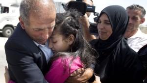 Israel entlässt zwölfjährige Palästinenserin aus Haft