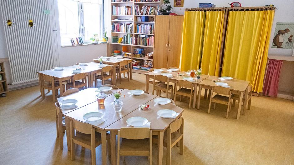 Personalmangel: Diese Kita in Frankfurt-Bockenheim muss schließen, weil gute Mitarbeiter fehlen