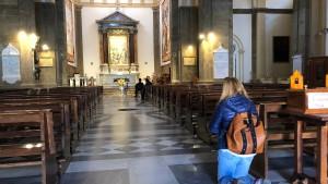 Der Osterprotest von Frascati