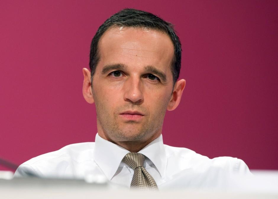 Heiko Maas (SPD): Justizminister