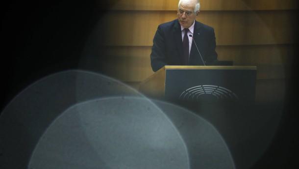 Borrell schlägt EU-Sanktionen gegen Russland vor