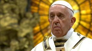 Papst predigt von der bedingungslosen Liebe Gottes