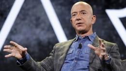 Bezos, Buffet & Co. zahlten kaum Einkommenssteuer