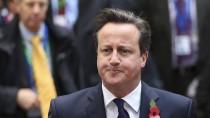 Großbritanniens Premierminister David Cameron beim EU-Gipfel in Brüssel