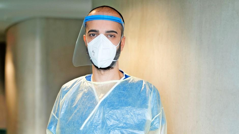 Wie sehr wird Long Covid in Zukunft das Gesundheitssystem belasten? Cihan Çelik, im Klinikum Darmstadt
