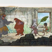 Kunst im Urwald: Wenn Walt Disney die Dinge in Bewegung bringt, gehört Musik dazu.