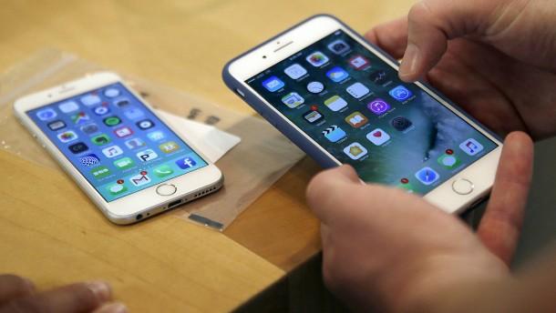 Apple gewinnt Mannheimer Patent-Prozess
