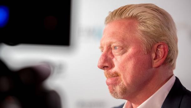 Boris Beckers Tennis-Trophäen werden zwangsversteigert