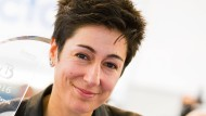 Die ZDF-Fernsehjournalistin Dunja Hayali