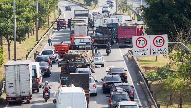 Fernfahrer-Streiks stürzen Brasilien ins Chaos