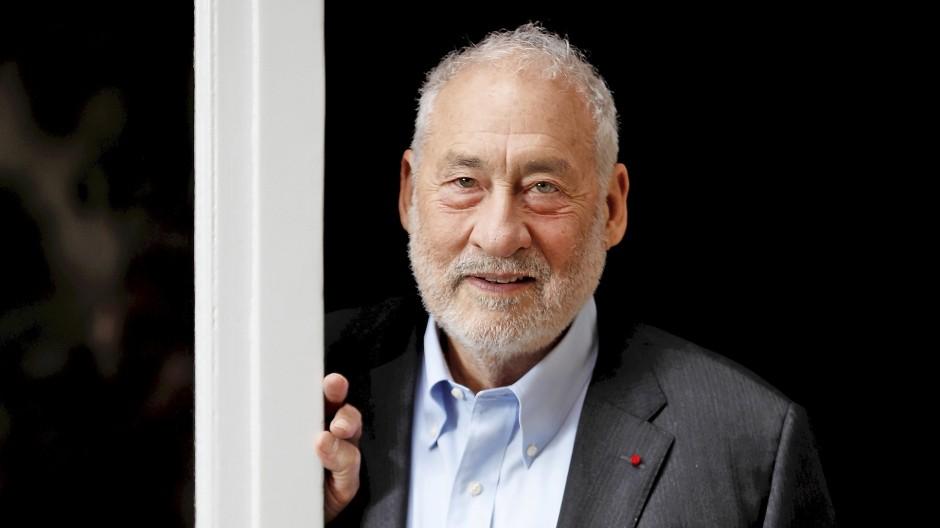 Joseph Stiglitz, 78, ist einer der einflussreichsten Ökonomen der Welt. Der Amerikaner lehrt an der Columbia University in New York.