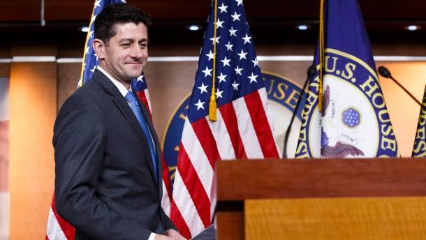 Paul Ryan schmeißt hin