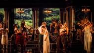 Die Dame vom See: Die italienische Oper wird im Staatstheater Wiesbaden aufgeführt.