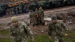 """Türkische Armee """"neutralisiert"""" 260 gegnerische Kämpfer"""