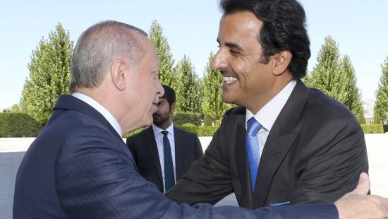 Türkei erhält finanziellen Beistand von Qatar