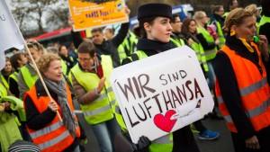Lufthansa und Flugbegleiter einigen sich