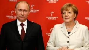Putin verteidigt Razzien bei politischen Stiftungen