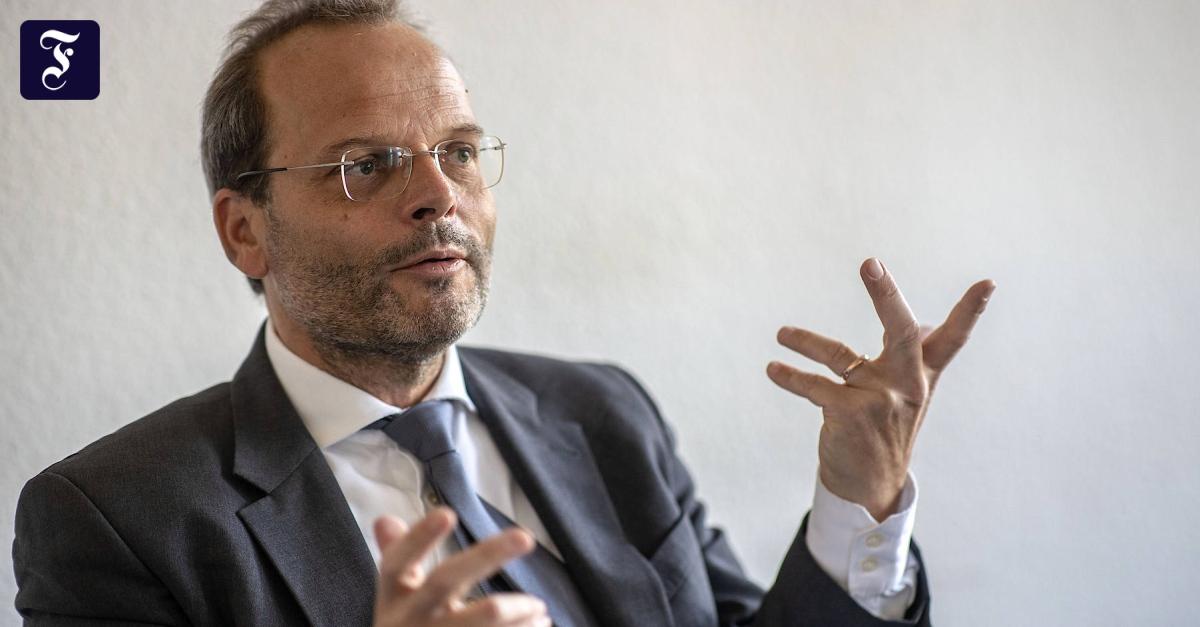 Antisemitismusbeauftragter: Er ist unser Wächter