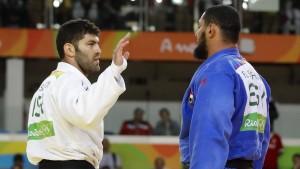 Ägyptischer Judoka verweigert Israeli den Handschlag
