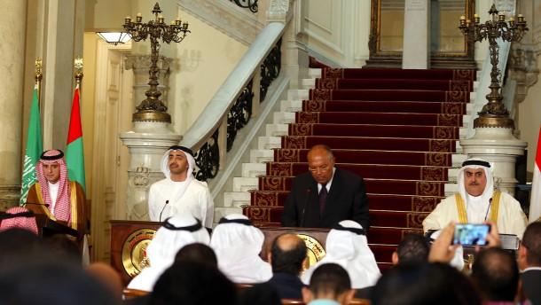 Vorerst keine neuen Sanktionen gegen Qatar
